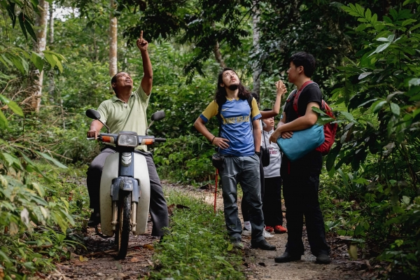 Seeking nature? Let the Orang Asli be your guide
